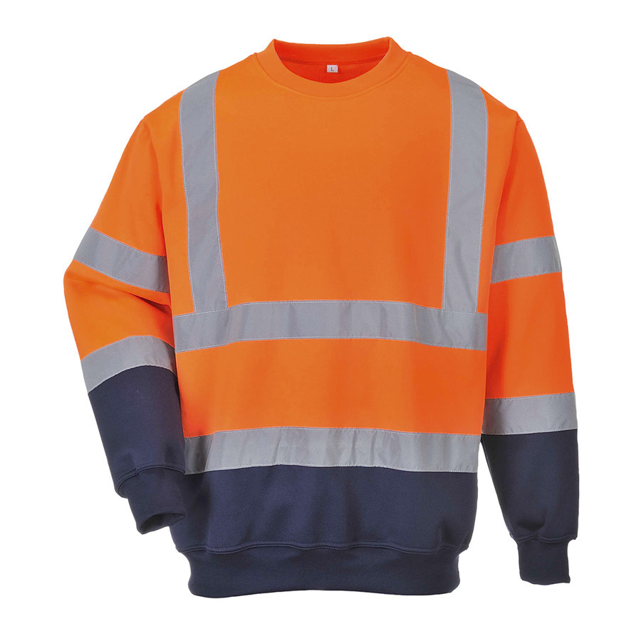 Portwest  B306 - divu toņu Hi-Vis džemperis