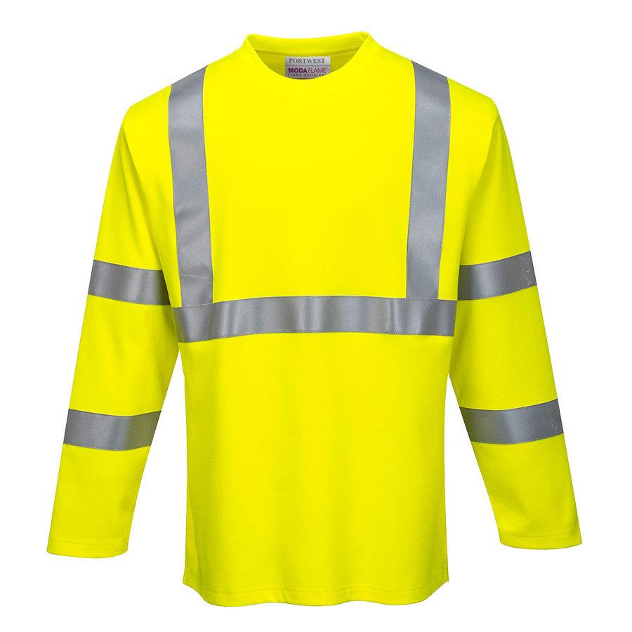 Portwest augstas redzamības un ugunsdrošs krekls FR96