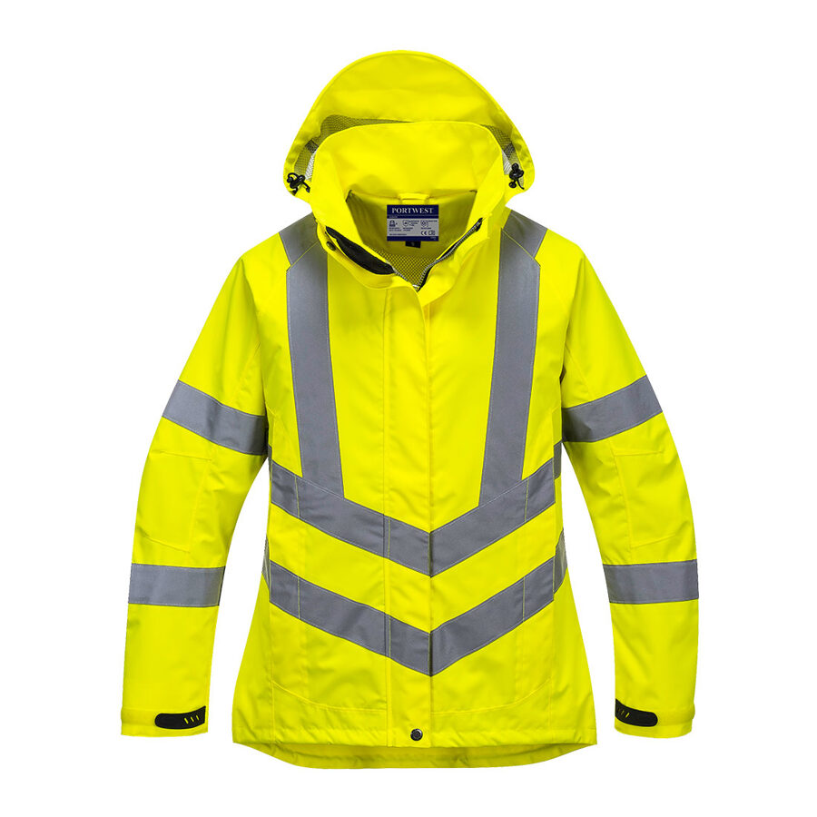 Portwest LW70 - Dāmu Hi-Vis elpojoša jaka