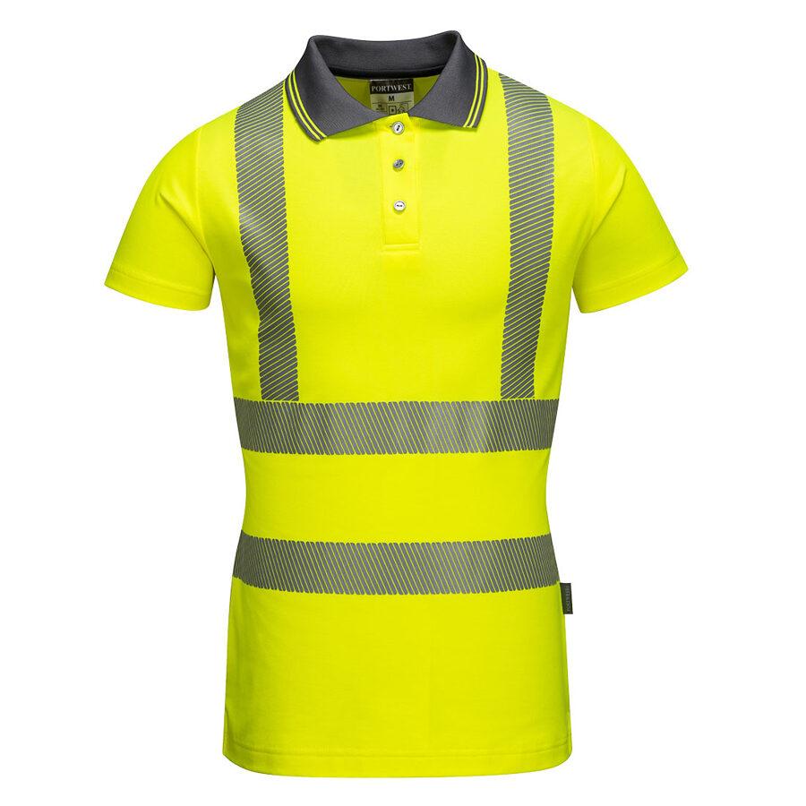 Portwest LW72 sieviešu Hi-vis Polo krekls