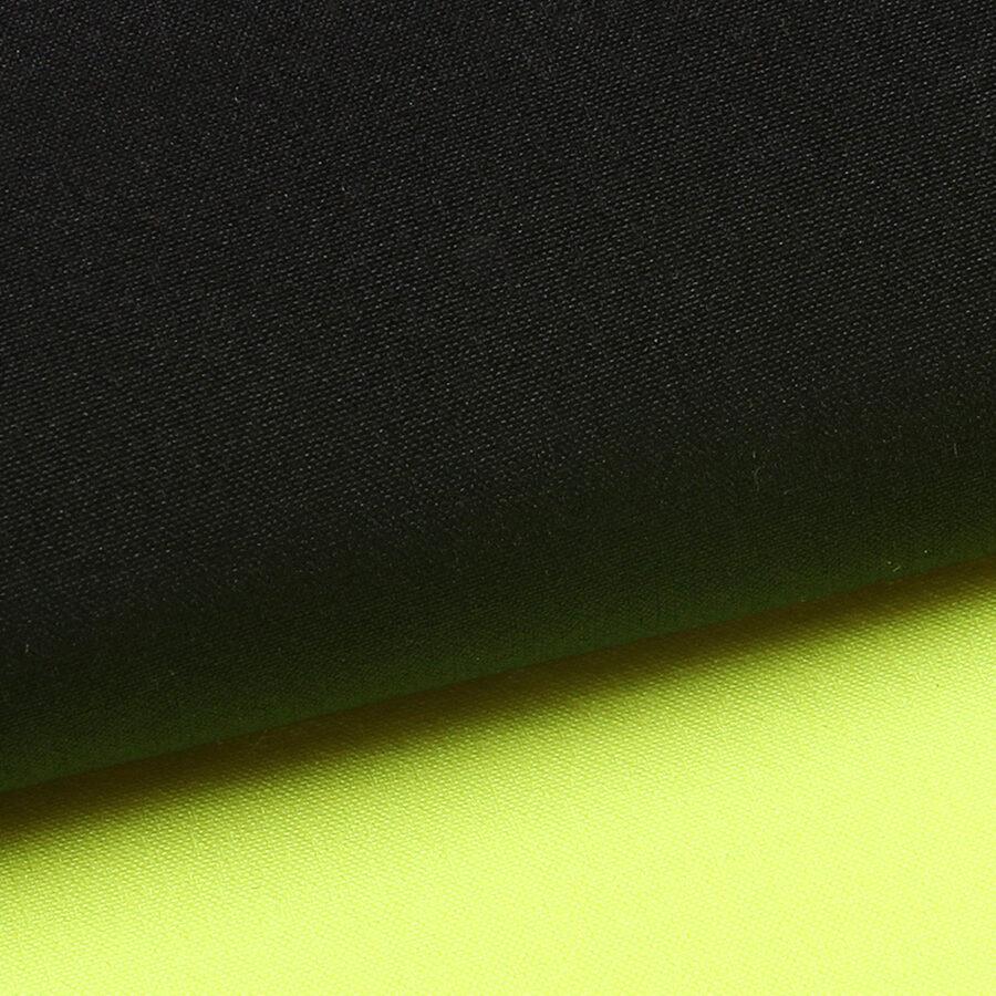 SOFTSHELL BIKSES PESSO MERCURY BLACK / YELLOW