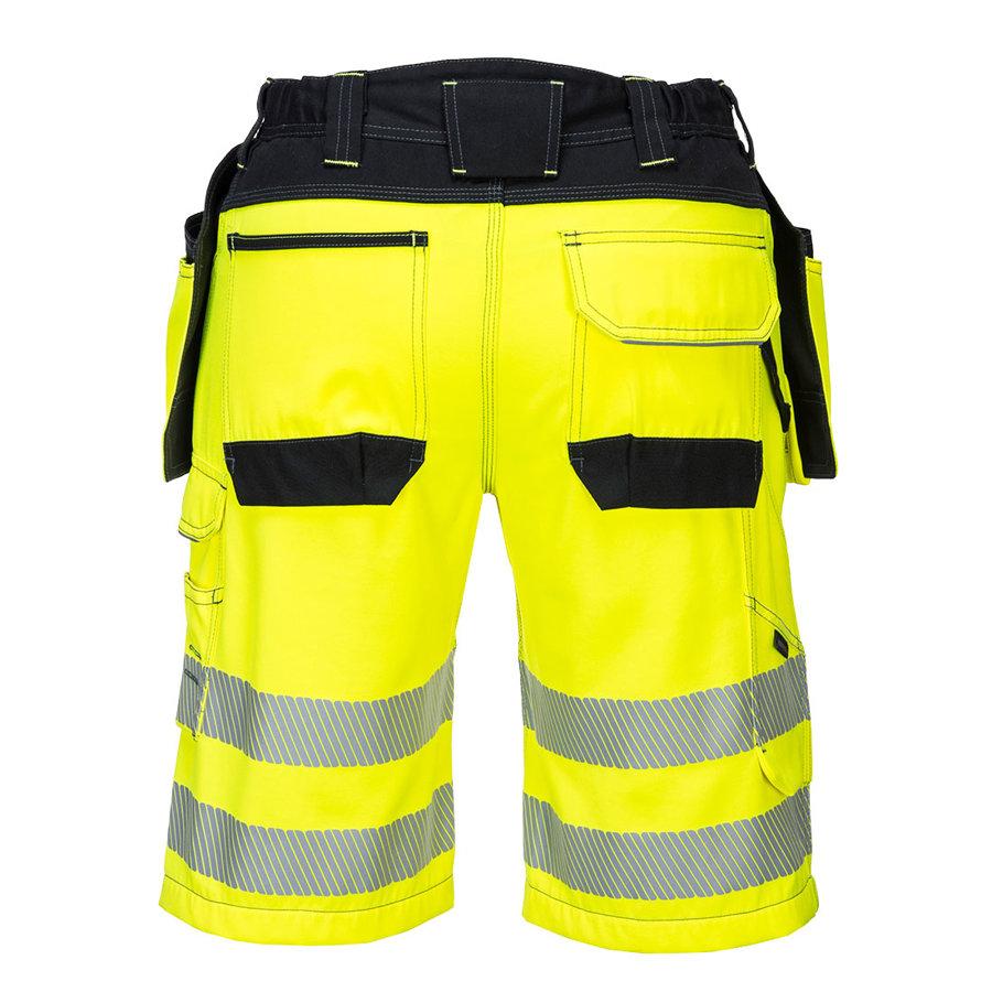 Portwest PW343 - PW3 Hi-Vis Holster Shorts