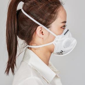 Respirators ZH3361V FFP3 NR, saliekams