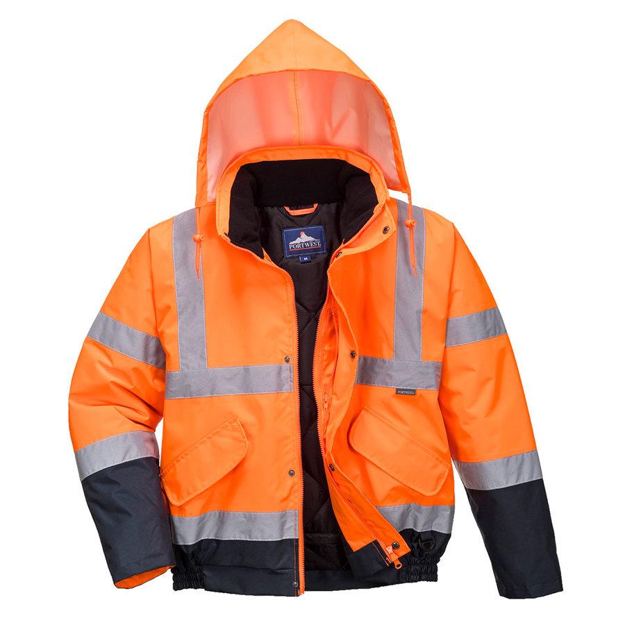 Portwest  S266 - Hi-Vis divu toņu jaka