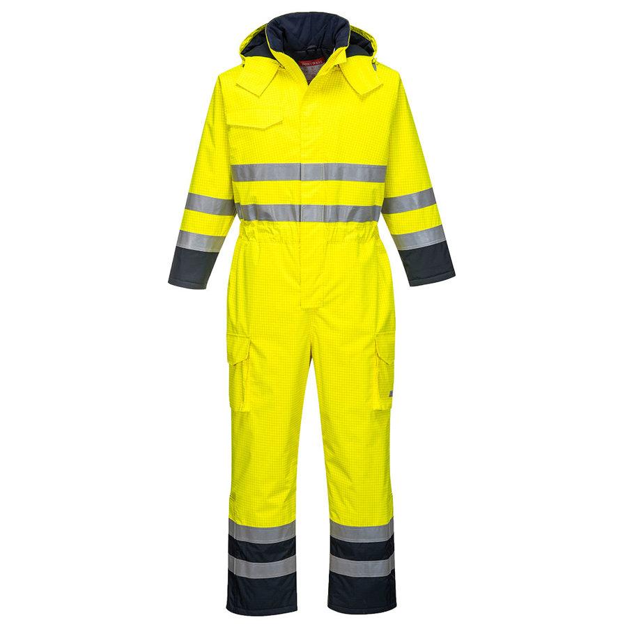Portwest ugunsdrošs lietus kombinezons S775
