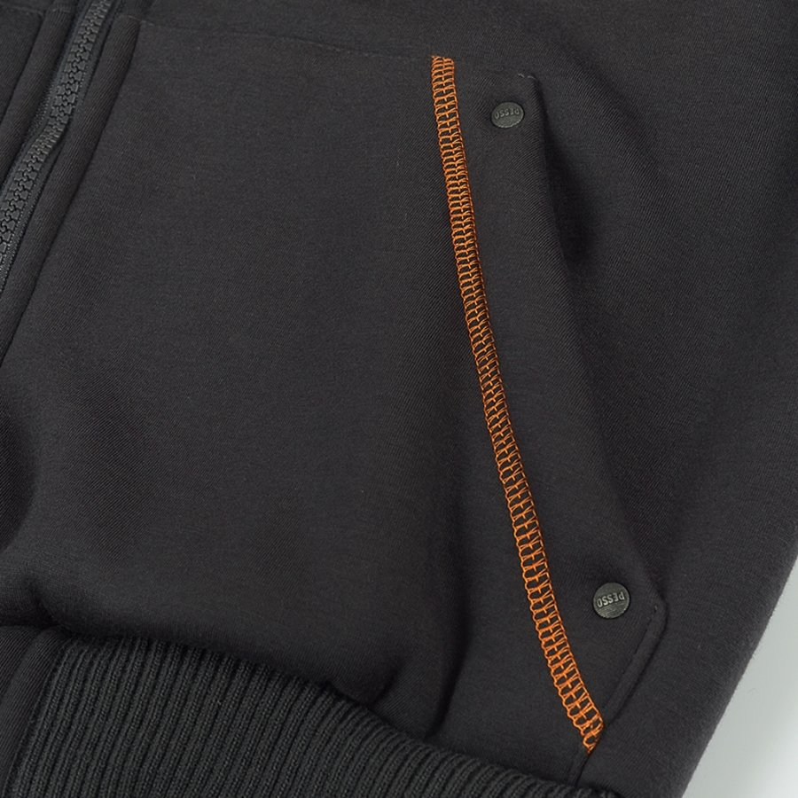 Klasiskais džemperis ar kapuci Pesso Portland