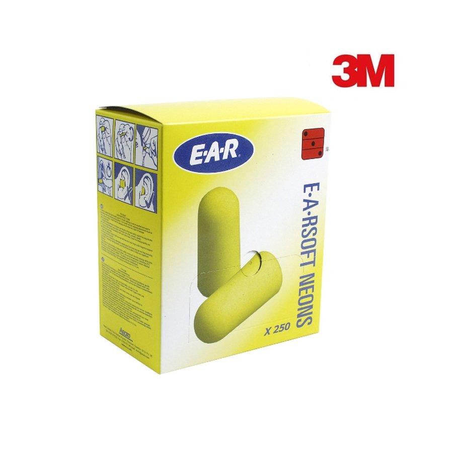 Ausu aizbāznis EAR Soft 3M/250 gab