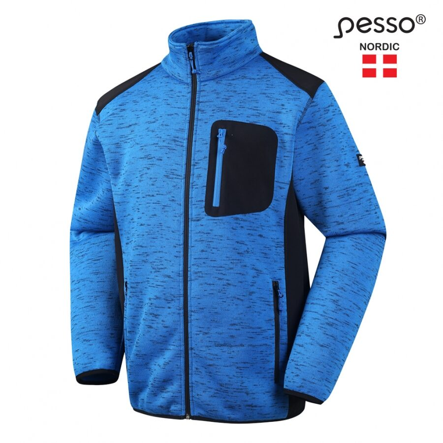 Vilnas džemperis Pesso Florence, zils