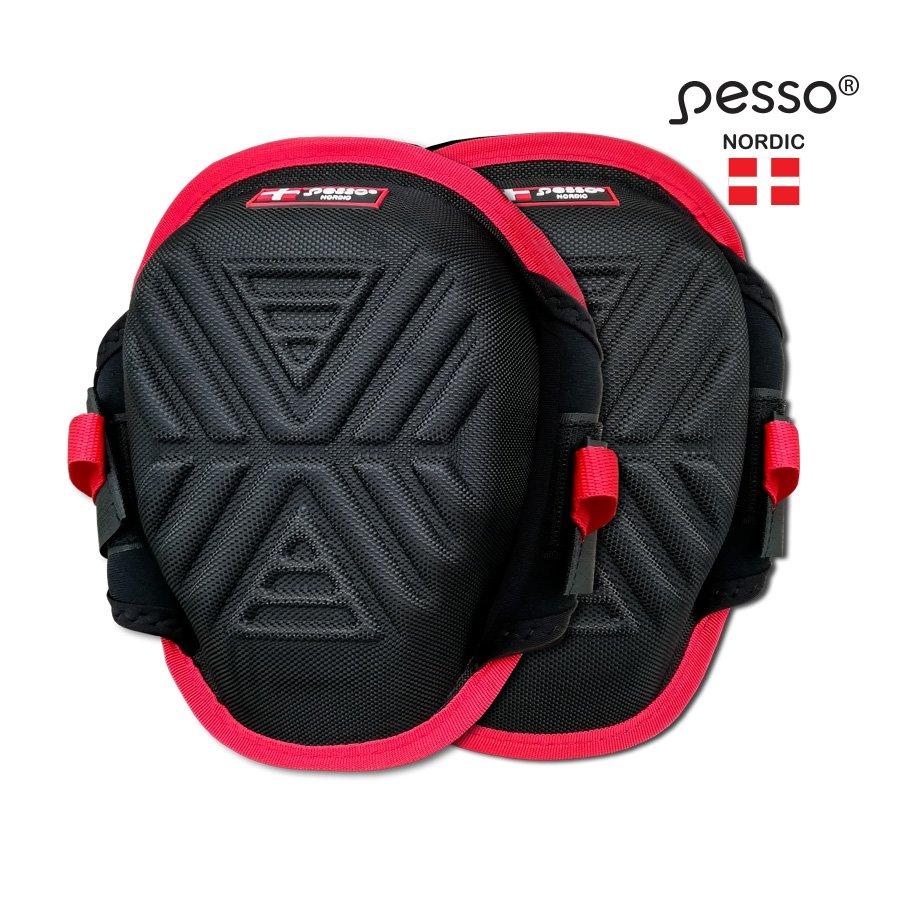 Gēla putu stabilizatora ceļgalu aizsargi Pesso KP10