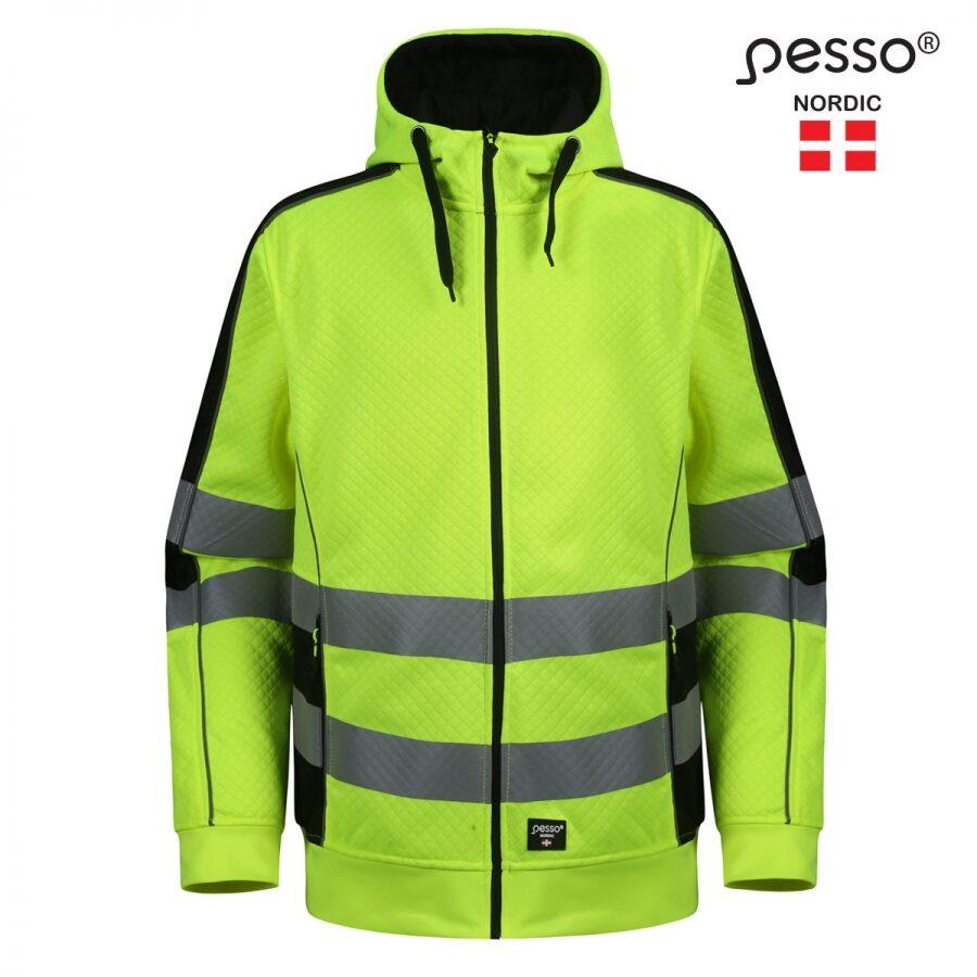 Augstas redzamības Džemepris Pesso FL05, dzeltens | FL05_G