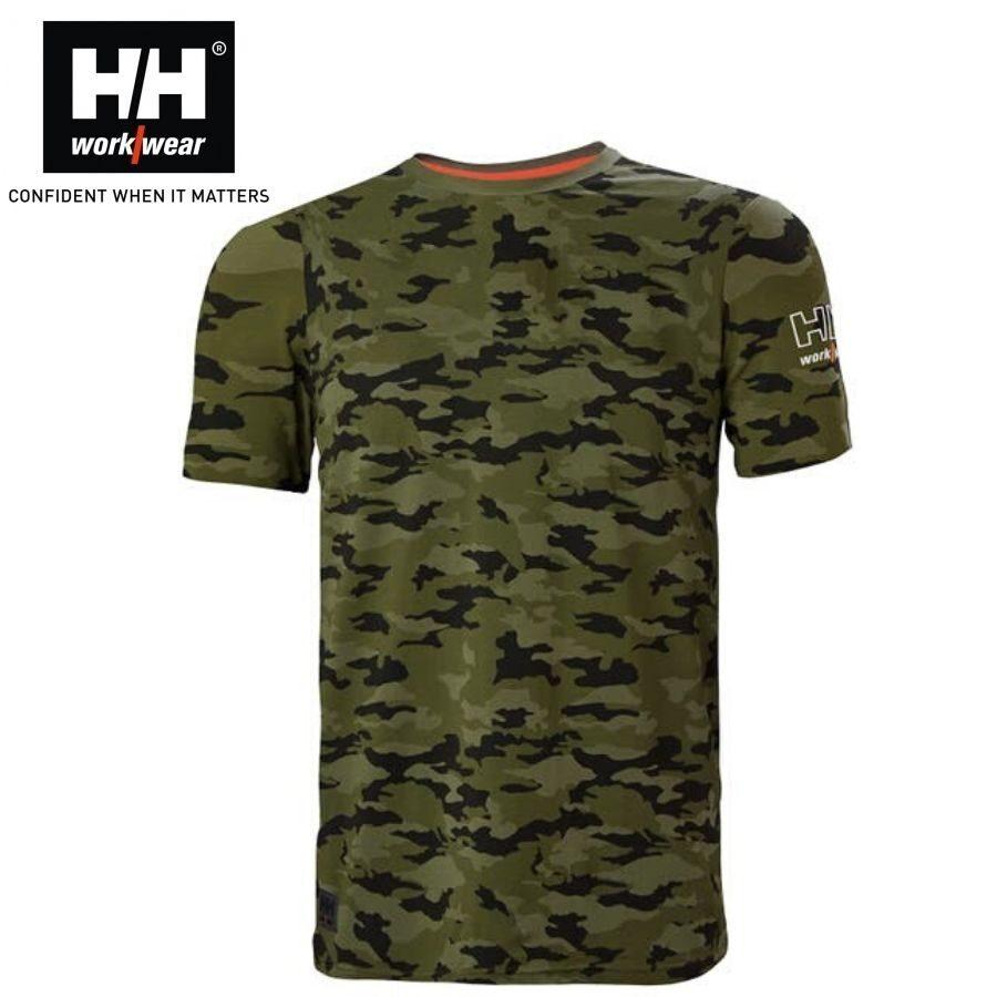 T-krekls Helly Hansen Kesington Camo