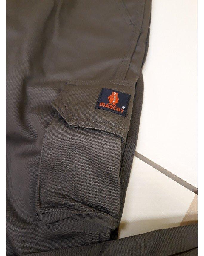Mascot pelēkās krāsotāju/apmetēju bikses
