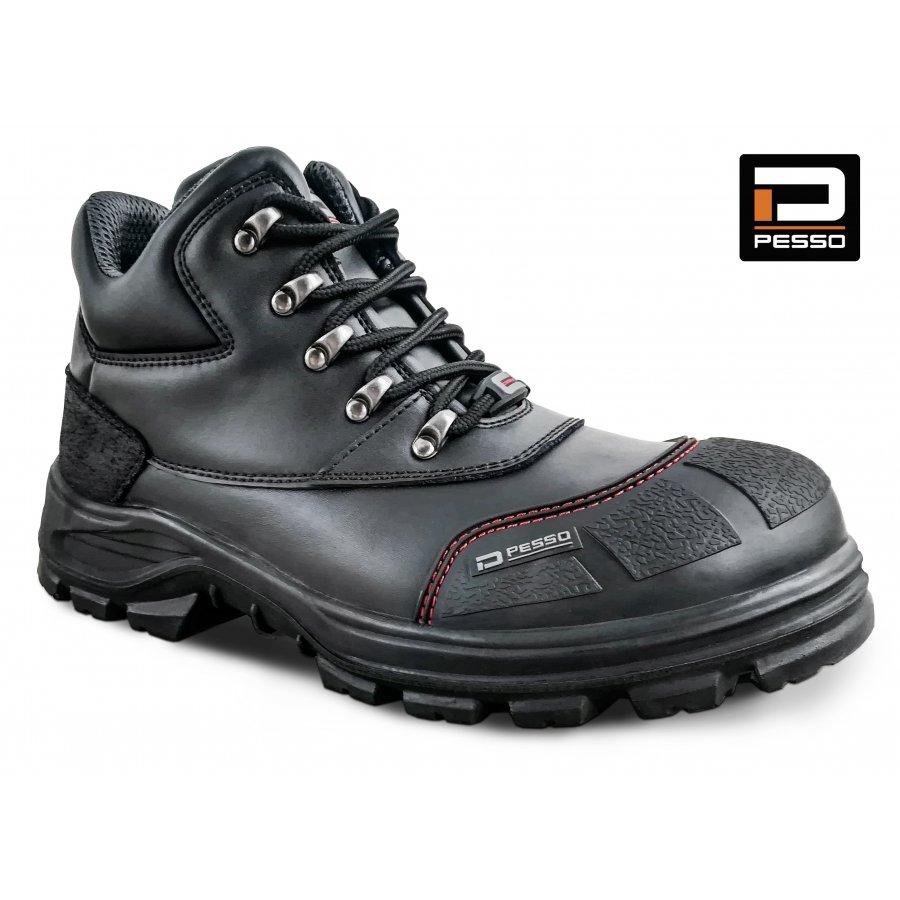 Ādas darba apavi Pesso Barents S3
