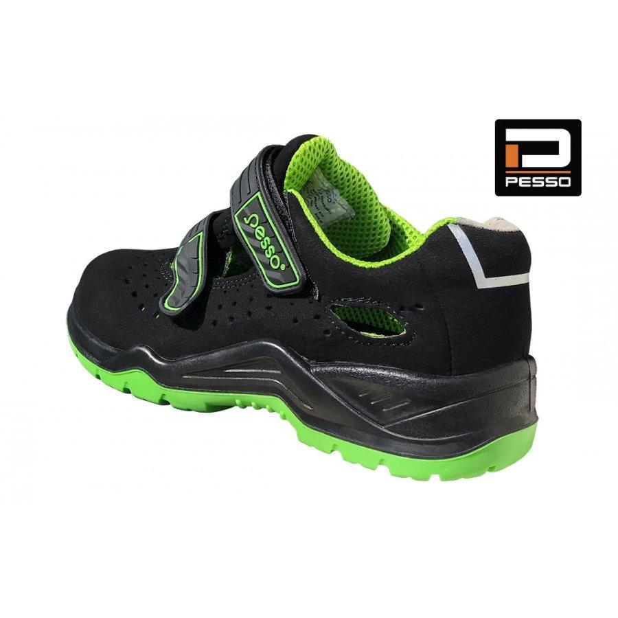 Drošības sandales Pesso Belfast S1P
