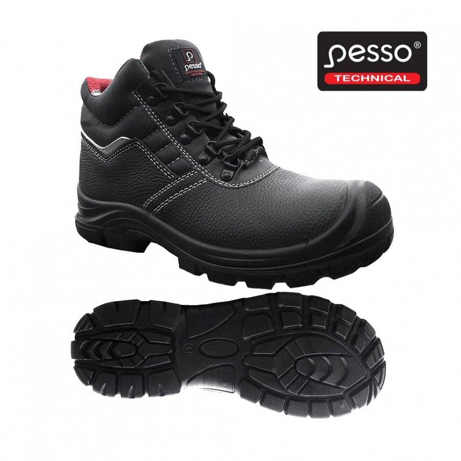 Drošības kurpes B249 S3 SRC Pesso
