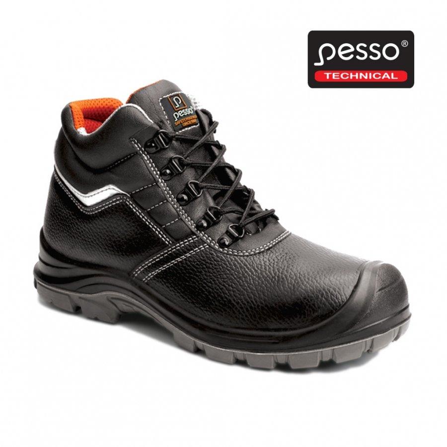 Drošības kurpes B259 S3 SRC Pesso