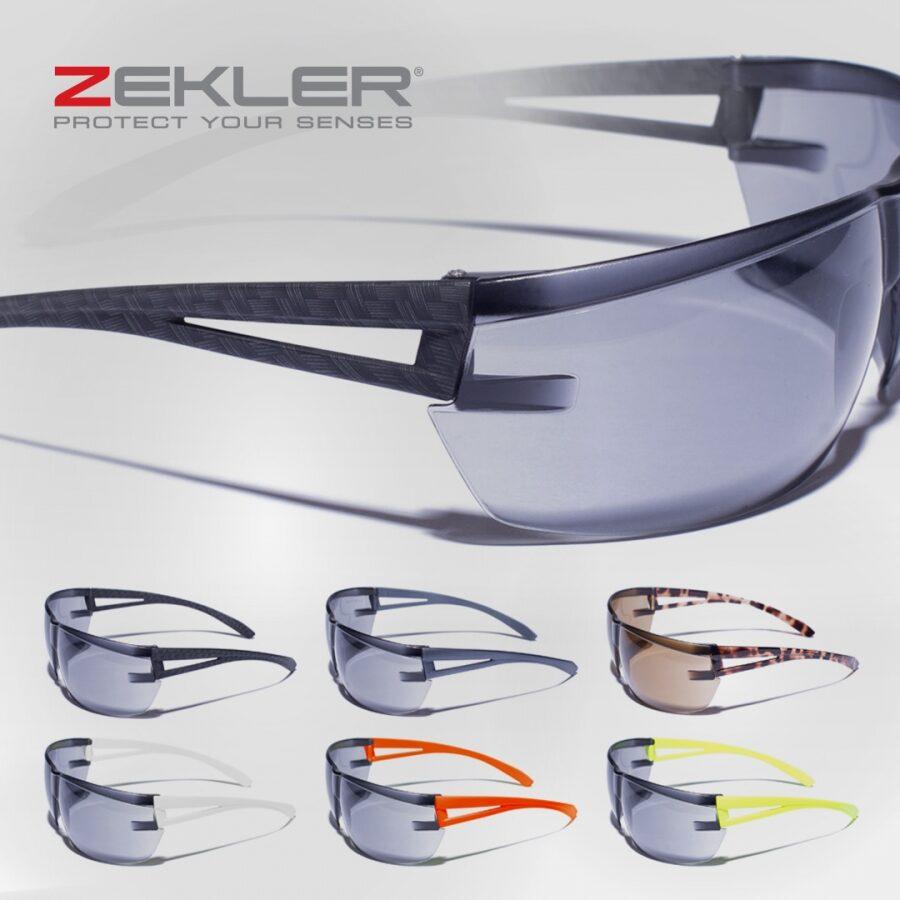 Drošības brilles Zekler 36