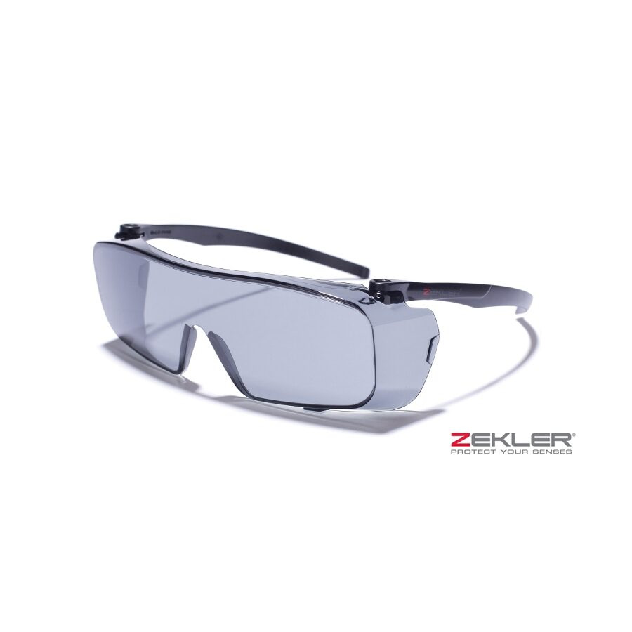 Drošības brilles Zekler 39 pelēkas