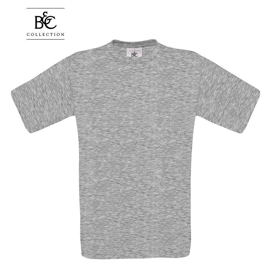 T-krekls ar īsām piedurknēm B&C Collection Exact 190