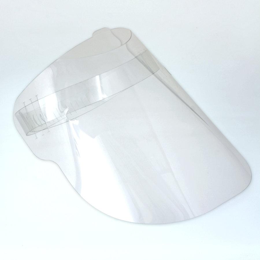 Plastmasas aizsargstikls