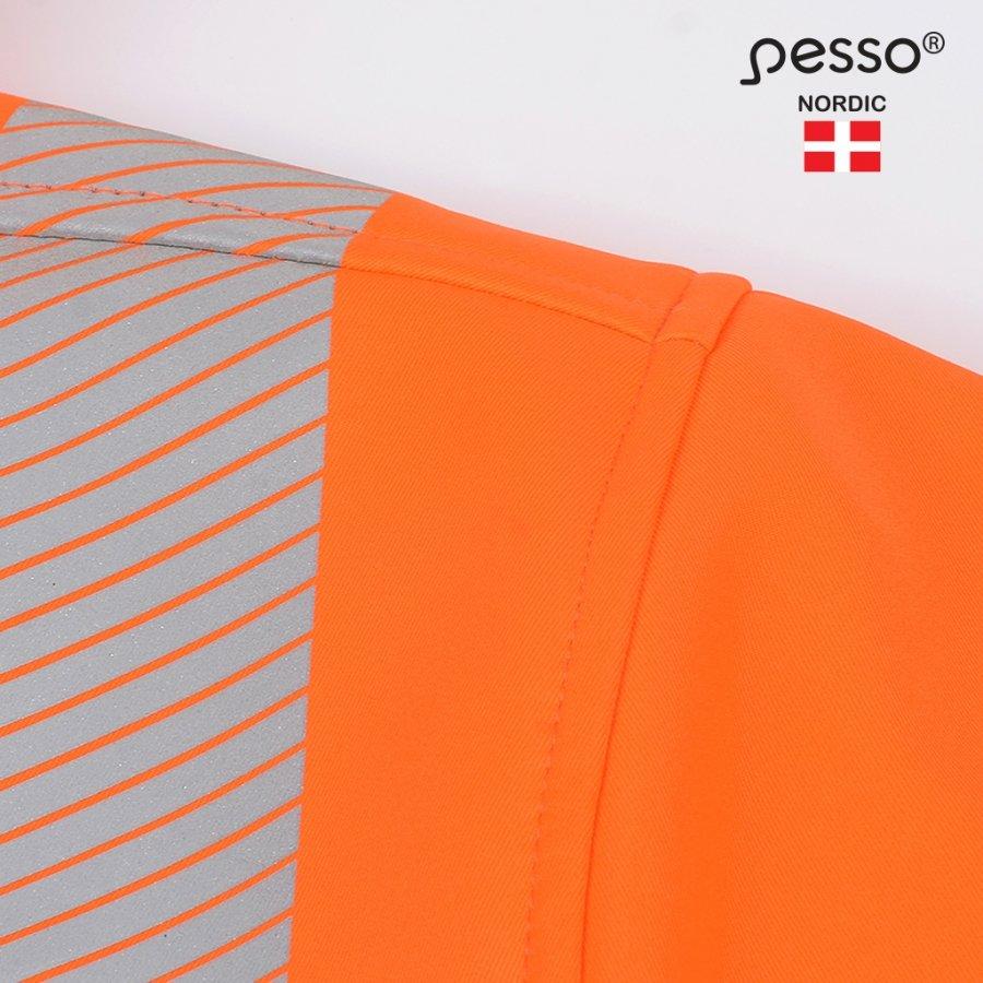 Īpaši pamanāma Pesso Softshell Calgary Soft jaka