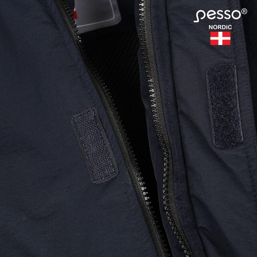 Ūdensizturīga ziemas jaka Pesso HELSINKI - NAVY