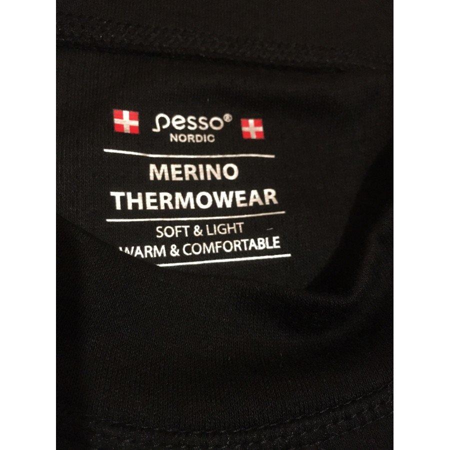 Funkcionāls termoveļas komplekts Pesso Merino