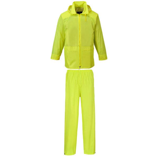 Portwest L440 - Essentials lietus tērps (2 gab. Uzvalks)