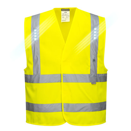 Portwest L470 - Vega LED veste
