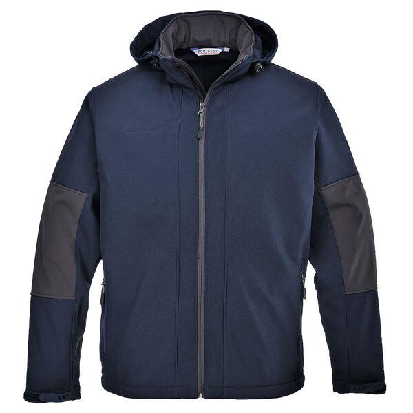 Portwest TK53 - Softshell jaka ar kapuci