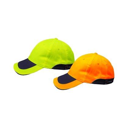 Augstas redzamības cepure Peso KPG ar nagu