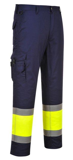 Portwest darba bikses ar atstarotājiem E049