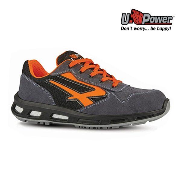 Drošības apavi U-Power Orange S1P SRC ES