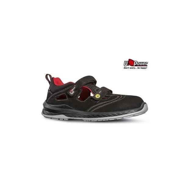 Drošības apavi U-Power Scandy S1P SRC ESD | RI00136