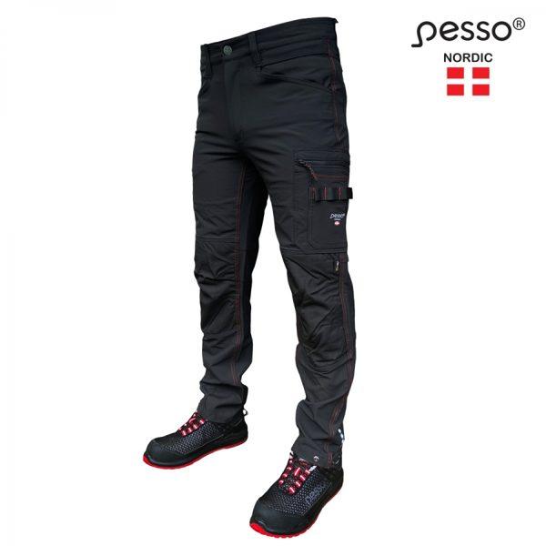 Darba apģērba bikses Pesso Mercury Stretch