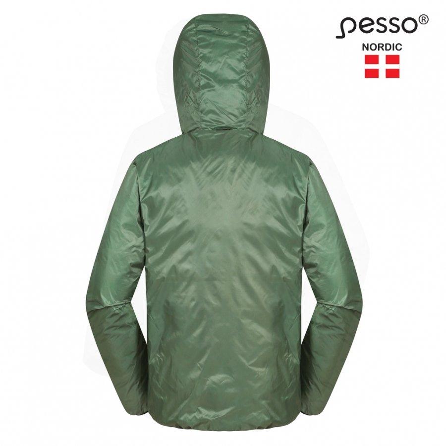 Divvirzienu rāvējslēdzēja jaka ar polsterējumu Pesso Karlstad