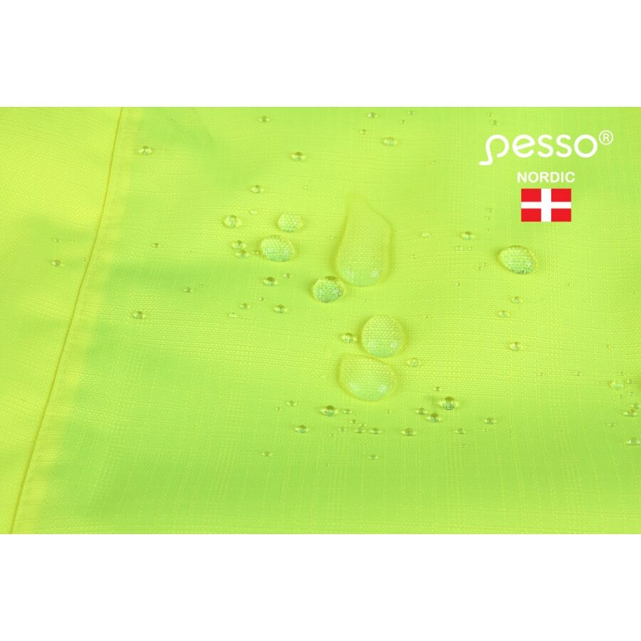 Ūdensizturīga ziemas jaka Pesso Arizona HI-VIS