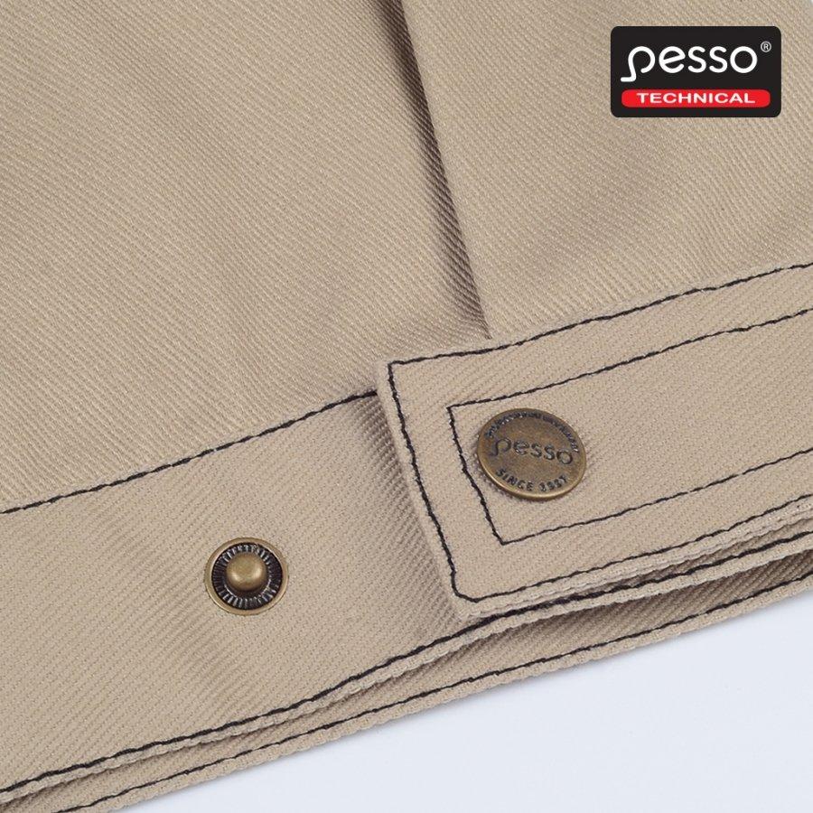 Darba apģērba jaka Pesso Canvas DSBZ