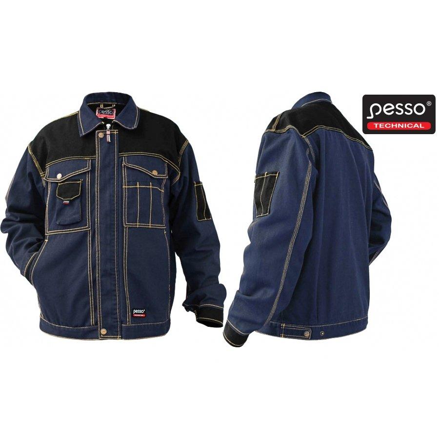 Darba apģērba jaka Pesso Canvas DSCM