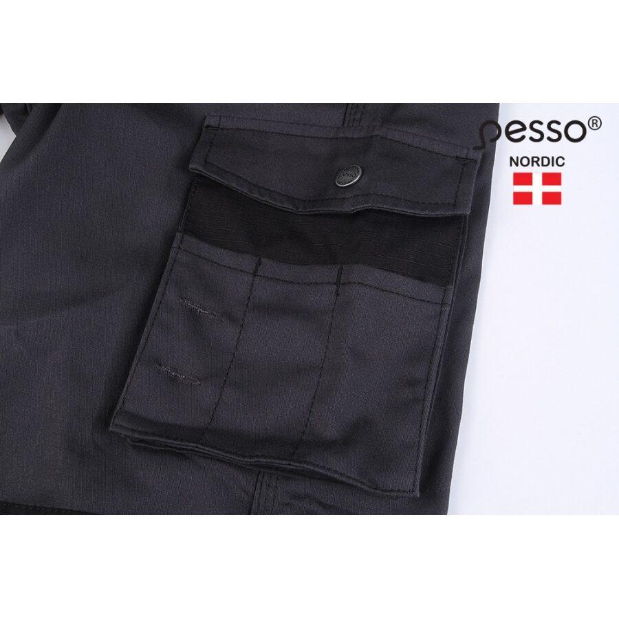 Darba apģērba puskombinezons Pesso Stretch