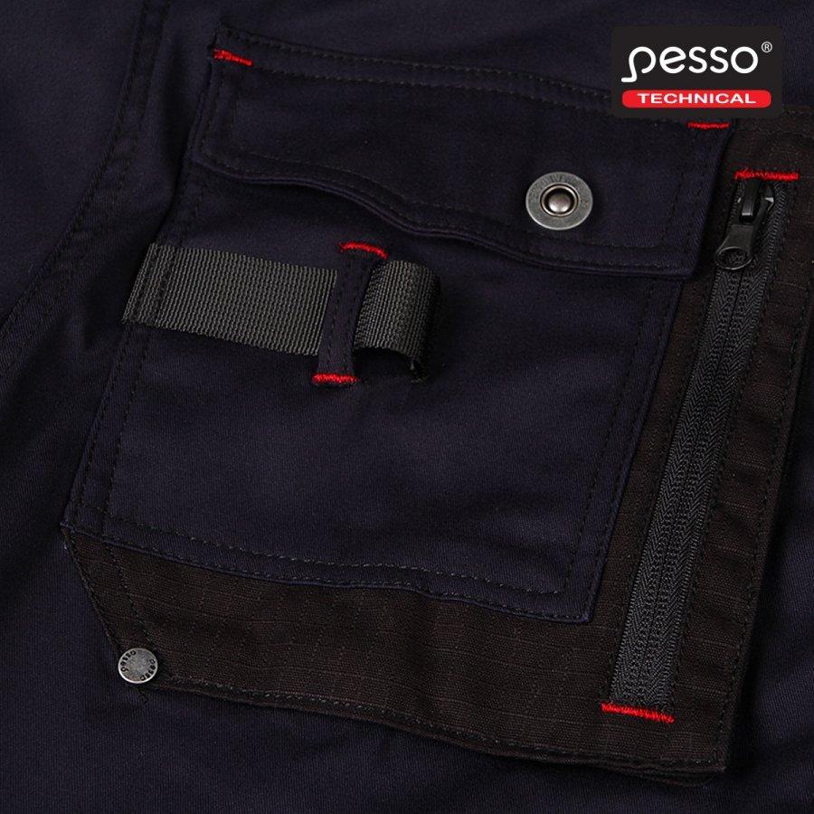 Darba apģērba jaka Pesso Stretch 215