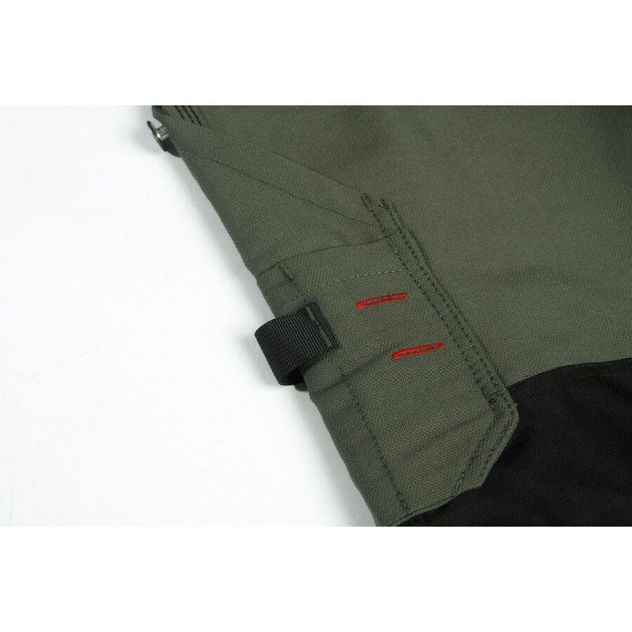 Darba apģērba bikses Pesso Titan Flexpro 125P, zaļas/Haki