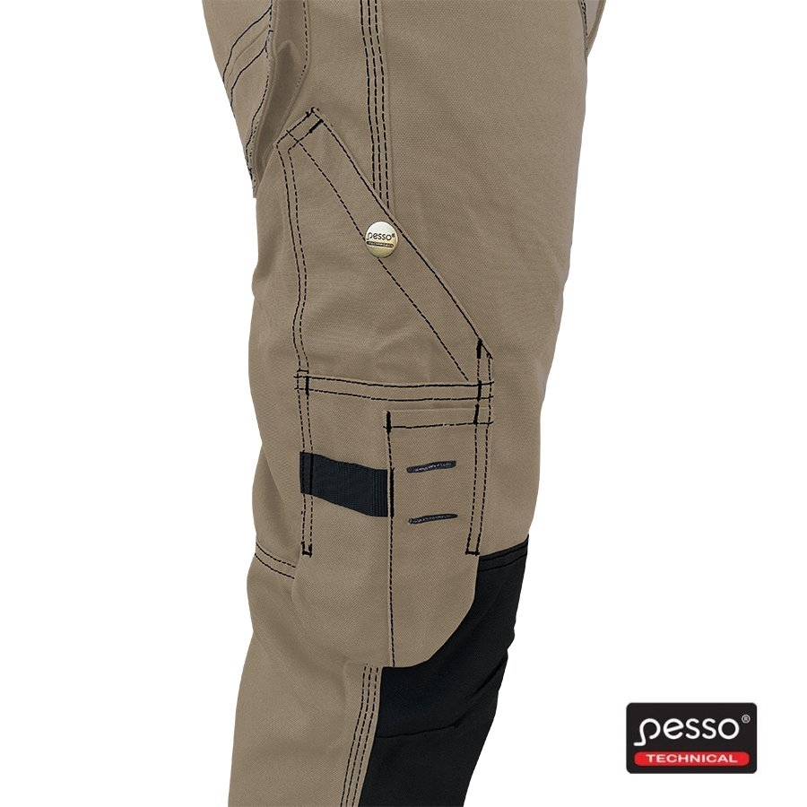 Darba apģērba bikses Pesso Canvas KDBZ