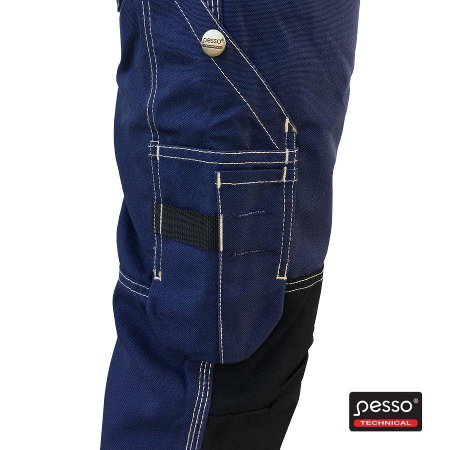 Darba apģērba bikses Pesso Canvas KDCM