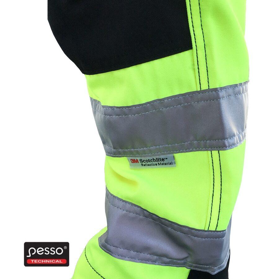 Darba apģērba bikses Pesso Canvas KDCJG