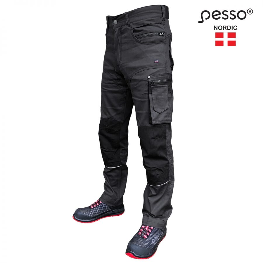 Darba apģērba bikses Pesso Twill Stretch